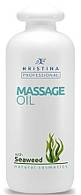 Kup Olejek do masażu z algami - Hristina Professional Seaweed Massage Oil