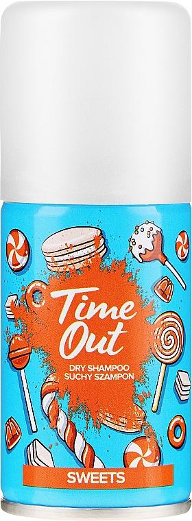 Suchy szampon do włosów Słodycze - Time Out Sweets — фото N1