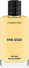 Kup Christopher Dark Fine Gold - Woda toaletowa