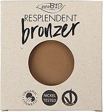 Kup Bronzer (wymienny wkład) - PuroBio Cosmetics Resplendent Bronzer