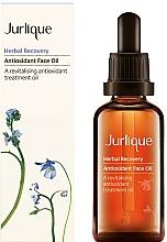 Kup Regenerujący olejek antyoksydacyjny do twarzy - Jurlique Herbal Recovery Antioxidant Face Oil