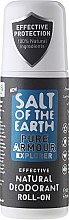Kup Naturalny dezodorant w kulce - Salt of the Earth Pure Armour Explore Roll-On Deo