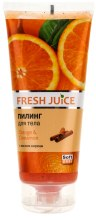 Kup Peeling do ciała Pomarańcza i cynamon - Fresh Juice Orange & Cinnamon