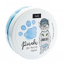 Kup Pianka do mycia rąk, niebieska - LaQ Cleansing Foam