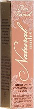 Kup Kremowa szminka do ust - Too Faced Natural Nudes Lipstick