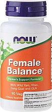 Kup Kompleks ziół w kapsułkach dla kobiet - Now Foods Female Balance