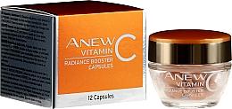 Kup Odmładzające kapsułki do twarzy ze skoncentrowaną 20% witaminą C - Avon Anew Vitamin C Radiance Booster Capsules