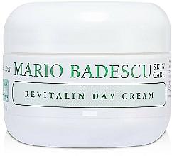 Kup Rewitalizujący krem do twarzy na dzień - Mario Badescu Revitalin Day Cream
