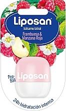 Kup Balsam do ust Malina i czerwone jabłko - Liposan Pop Ball