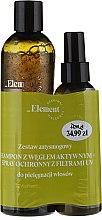 Kup Zestaw antysmogowy do pielęgnacji włosów - _Element (shm 300 ml + spray 150 ml)