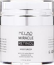 Kup Nawilżający krem do twarzy z retinolem - Melao Retinol Moisturizer Face Cream