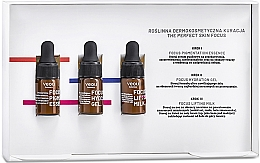 Zestaw - Veoli Botanica The Perfect Skin Focus (f/ser 3 x 3 ml)  — фото N3