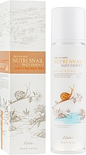 Kup Nawilżająca esencja do twarzy ze śluzem ślimaka - Esfolio Nutri Snail Daily Essence