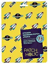 Kup płatki pod oczy - Patch Holic Sticker Soothing Patch Utopia