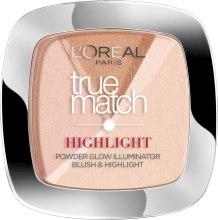 Kup Rozświetlacz do twarzy - L'Oreal Paris True Match Highlight Powder