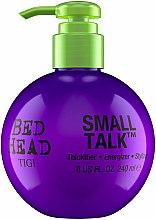 Kup Odżywczy krem do stylizacji i zwiększenia objętości włosów - Tigi Bed Head Small Talk 3-in-1 Thickifier