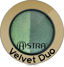 Kup Paletka cieni do powiek - Astra Make-up Velvet Duo Eyeshadow