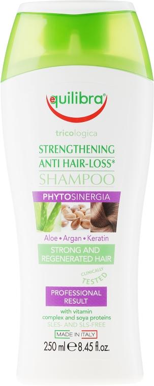 Wzmacniający szampon przeciw wypadaniu włosów - Equilibra Tricologica Hair Loss Shampoo