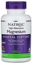 Kup Strawny magnez, smak żurawinowo-jabłkowy, 250 mg - Natrol Magnesium