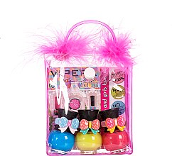 Kup Zestaw w torebce z pomponami - Tutu Peel-Off (n/polish/5mlx3 + bag)