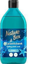 Kup Nawilżający szampon do włosów - Nature Box Plastic Bank Shampoo