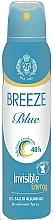 Kup Breeze Blue Deo Spray 48h - Dezodorant w sprayu