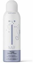 Kup Pianka pod prysznic - Naif Happy Shower Foam