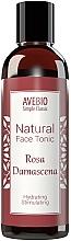 Kup Woda różana - Avebio Natural Face Tonic Rosa Damascena