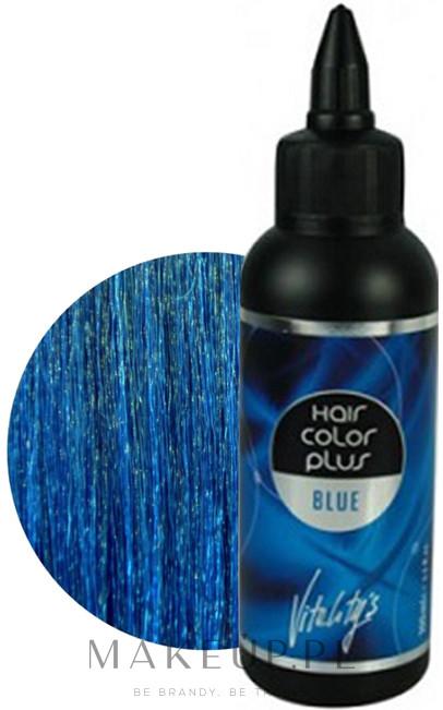 Trwała farba do włosów - Vitality's Hair Color Plus — фото Blue