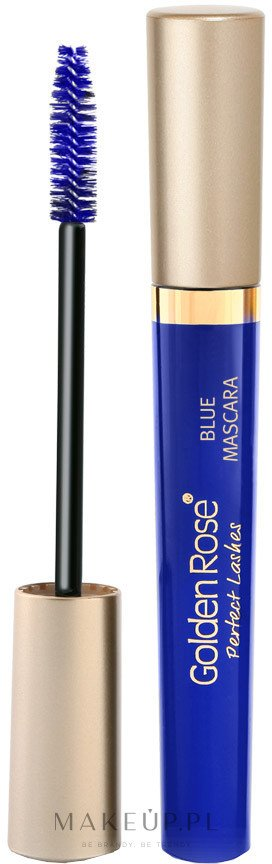 Tusz do rzęs - Golden Rose Perfect Lashes Blue Mascara — фото Blue