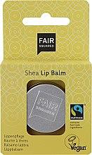 Kup Balsam do ust Wanilia - Fair Squared Lip Balm Shea