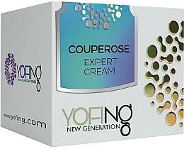 Kup Intensywnie nawilżający krem do twarzy - Yofing Couperose Expert Cream