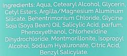Glinkowa odżywka do włosów zniszczonych i rozdwajających się - Xpel Marketing Ltd XHC Hair Care Restore Clay Conditioner — фото N3