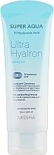 Kup Żel peelingujący z kwasem hialuronowym - Missha Super Aqua Ultra Hyalron Peeling Gel