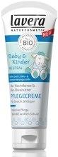 Kup Pielęgnacyjny krem dla dzieci i niemowląt z biowiesiołkiem i masłem shea do skóry alergicznej i wrażliwej - Lavera Baby & Kinder Neutral Cream