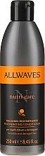 Kup Regenerująca odżywka do włosów zniszczonych - Allwaves Nutri Care Regenerating Conditioner