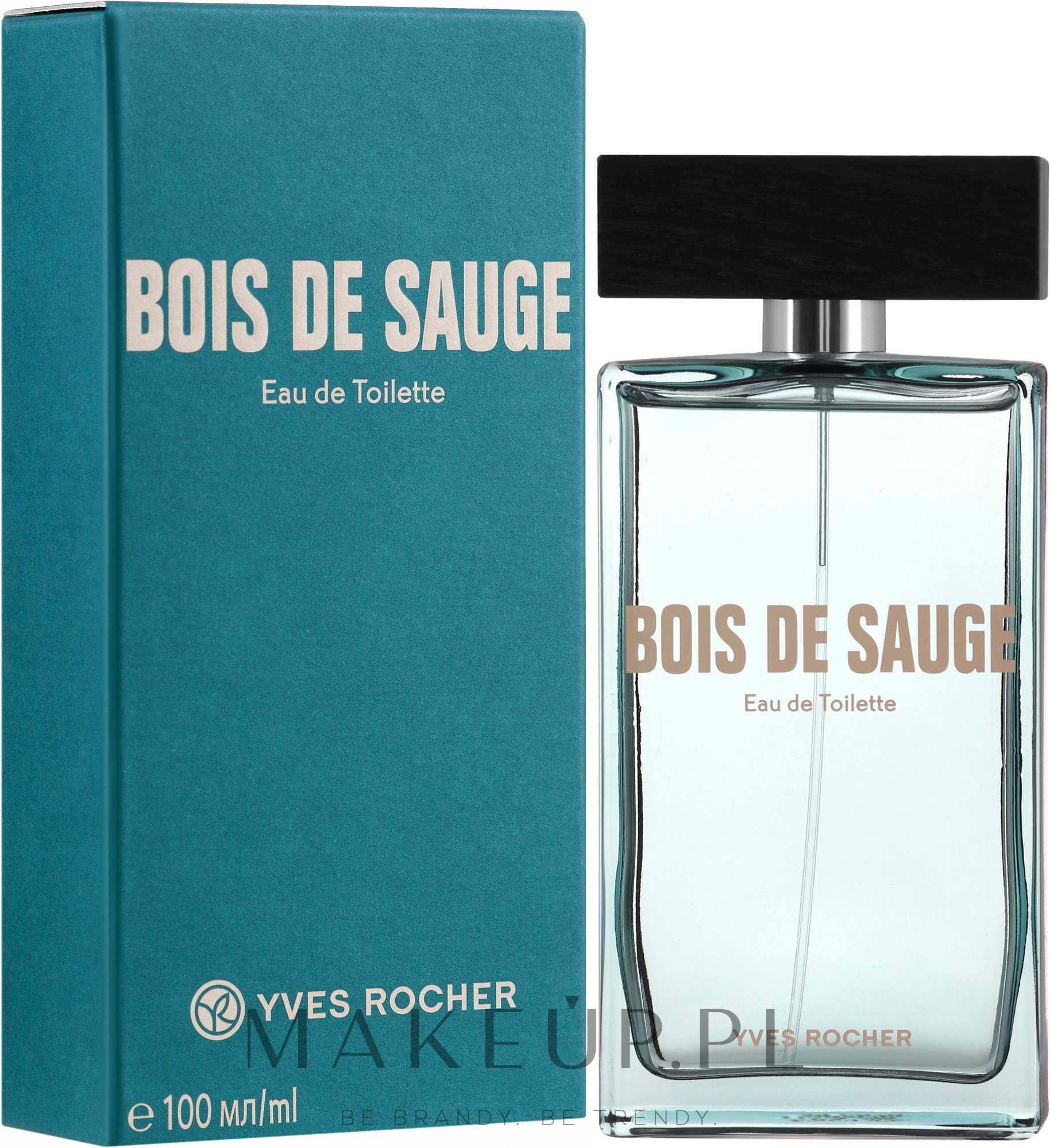 PRZECENA! Yves Rocher Bois de Sauge - Woda toaletowa * — фото 100 ml