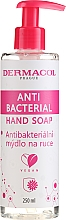 Kup Antybakteryjne mydło do rąk w płynie - Dermacol Antibacterial Hand Soap