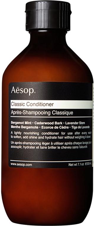 Odżywka do włosów - Aesop Classic Conditioner — фото N2