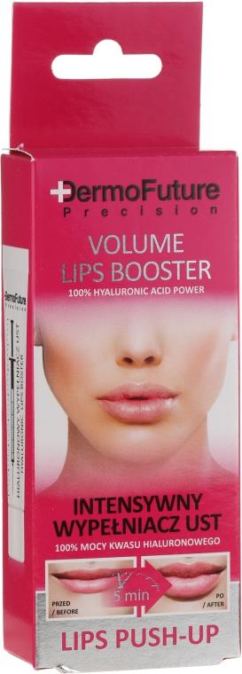 Intensywny hialuronowy wypełniacz ust - DermoFuture Volume Lips Booster