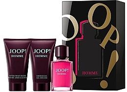 Kup Joop! Homme - Zestaw (edt 30 ml + ash/bal 50 ml + sh/g 50 ml)