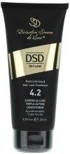 Kup Balsam-odżywka o podwójnym działaniu przeciw wypadaniu włosów N 4.2 - Simone Dixidox DeLuxe Triple Action Conditioner