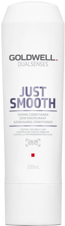 Odżywka ujarzmiająca niesforne włosy - Goldwell Dualsenses Just Smooth Taming Conditioner