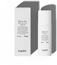 Krem równoważący z białą herbatą - Jorgobe White Tea Balancing Cream — фото N2