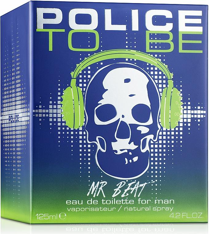 Police To Be Mr Beat - Woda toaletowa