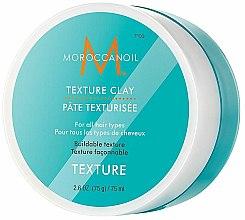 Kup Glinka stylizująca do wszystkich rodzajów włosów - Moroccanoil Texture Clay