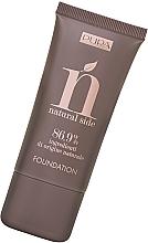Kup Naturalny podkład do twarzy - Pupa Natural Side Foundation