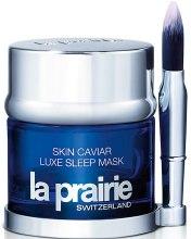 Kup Nawilżająca maseczka na noc - La Prairie Skin Caviar Luxe Sleep Mask