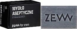 Kup Mydło aseptyczne ze srebrem koloidalnym dla mężczyzn - Zew Aseptic Colloidal Silver Soap