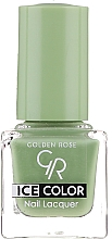 Kup Lakier do paznokci - Golden Rose Ice Color Nail Lacquer